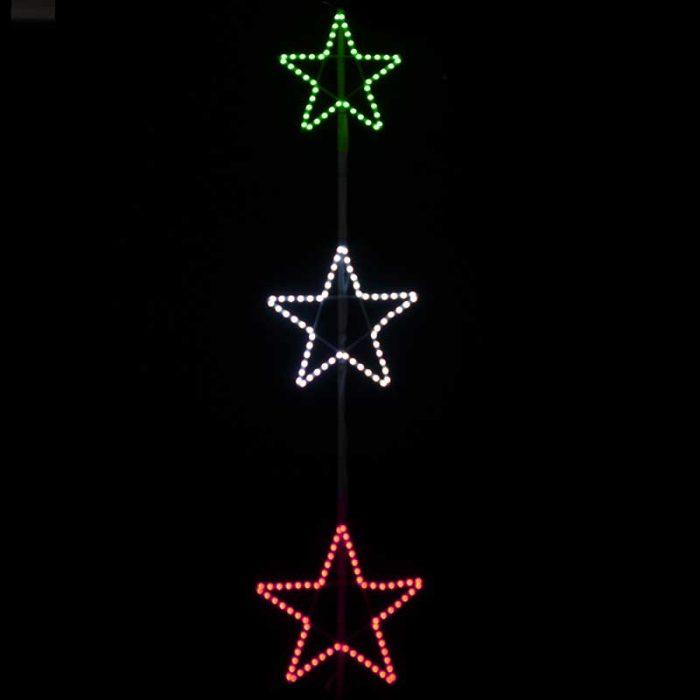 المان نوری سه ستاره