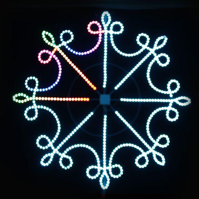 المان نوری مدل اطلسی