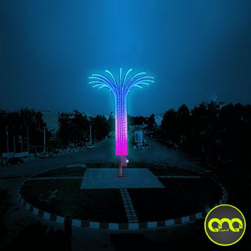 درخت نورانی