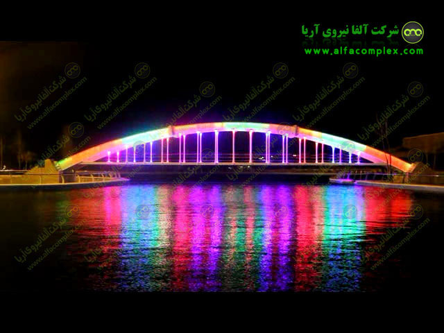 نورپردازی شهر